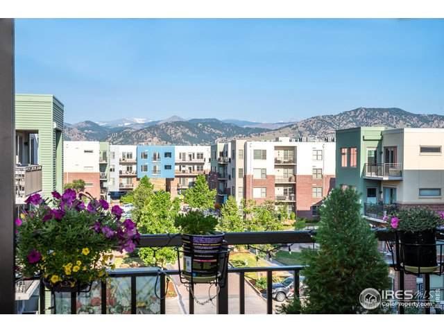 3601 Arapahoe Ave #410, Boulder, CO 80303 (#918571) :: Kimberly Austin Properties
