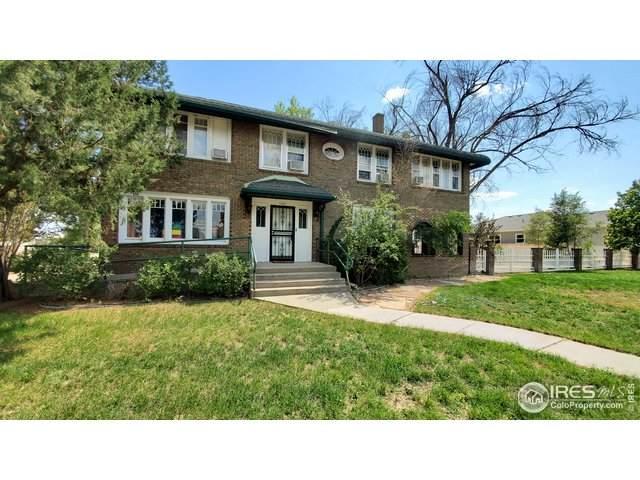 1106 E 6th Ave, Fort Morgan, CO 80701 (MLS #918586) :: 8z Real Estate