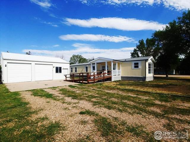 112 N Wilhelm Dr, Fleming, CO 80728 (MLS #918593) :: 8z Real Estate