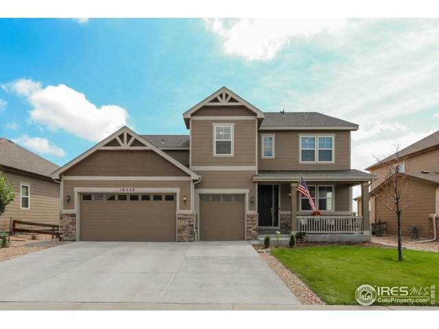 16550 Sanford St, Mead, CO 80542 (MLS #918601) :: Bliss Realty Group