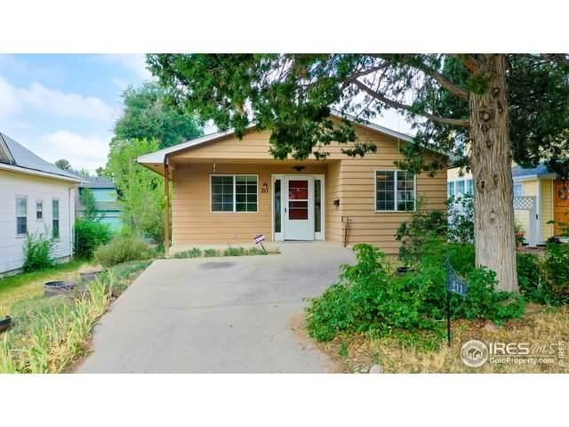211 Francis St, Longmont, CO 80501 (MLS #918604) :: 8z Real Estate