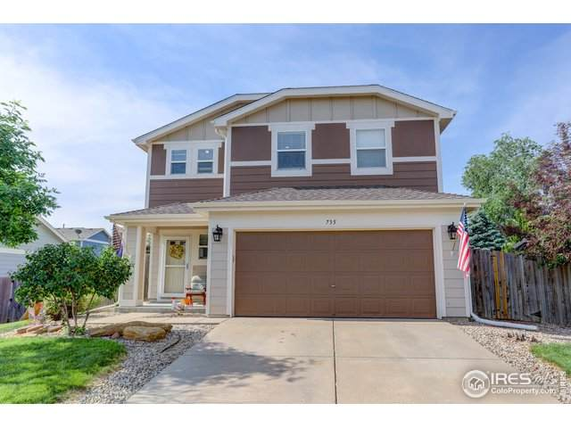 735 Willow Dr, Lochbuie, CO 80603 (MLS #918613) :: 8z Real Estate