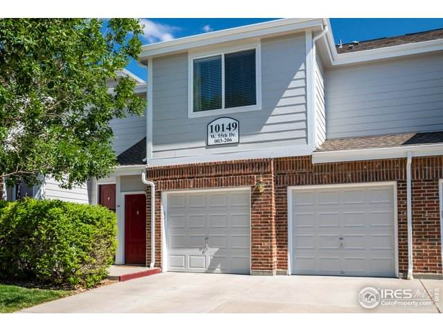 10149 W 55th Dr #204, Arvada, CO 80002 (MLS #918614) :: 8z Real Estate