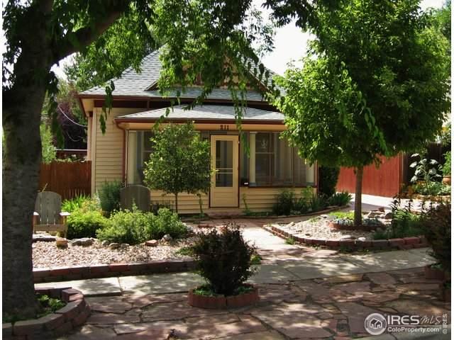 211 Lincoln St, Longmont, CO 80501 (MLS #918616) :: 8z Real Estate