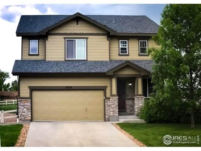 4920 Sandy Ridge Ave, Firestone, CO 80504 (MLS #918644) :: 8z Real Estate