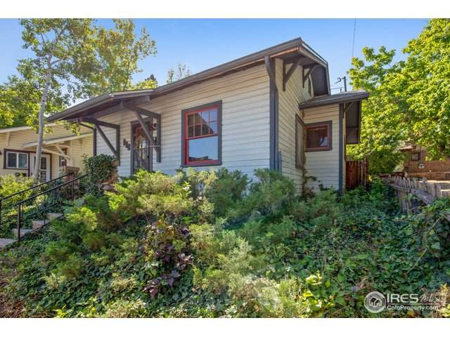 928 Grandview Ave, Boulder, CO 80302 (MLS #918670) :: 8z Real Estate