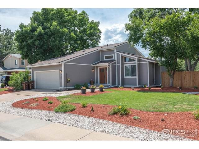 3331 Colony Dr, Fort Collins, CO 80526 (MLS #918692) :: Neuhaus Real Estate, Inc.