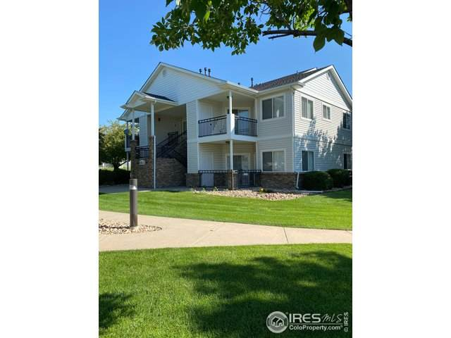 950 52nd Ave Ct #3, Greeley, CO 80634 (MLS #918693) :: Tracy's Team