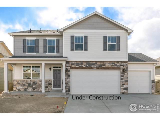 6880 Wild Grass Ln, Wellington, CO 80549 (MLS #918718) :: Kittle Real Estate