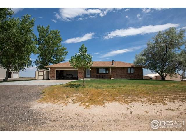 16230 Highway 52, Fort Lupton, CO 80621 (MLS #918726) :: HomeSmart Realty Group