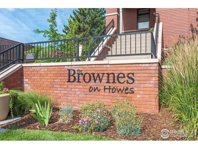 319 N Howes St, Fort Collins, CO 80521 (#918741) :: James Crocker Team