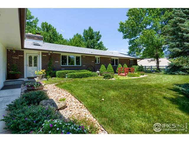 1713 N County Road 23H, Loveland, CO 80537 (#918743) :: Re/Max Structure