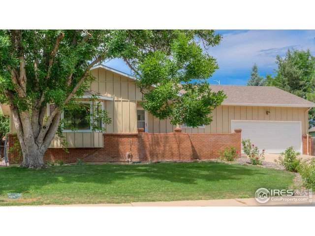 1650 Judson Dr, Longmont, CO 80501 (MLS #918745) :: 8z Real Estate