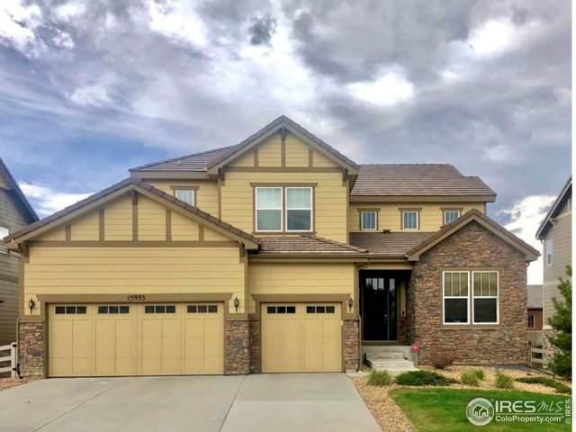 15993 Maroon Bells Dr, Broomfield, CO 80023 (MLS #918754) :: Hub Real Estate