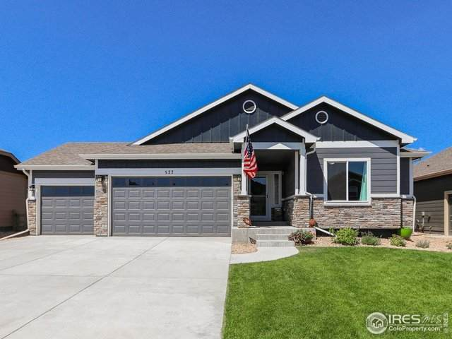 577 Tristan Pl, Berthoud, CO 80513 (#918780) :: My Home Team