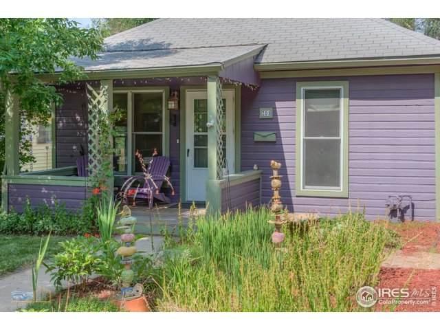 201 Lincoln St, Longmont, CO 80501 (MLS #918781) :: 8z Real Estate
