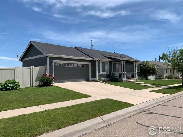 4210 Larkspur Rd, Evans, CO 80620 (MLS #918786) :: 8z Real Estate