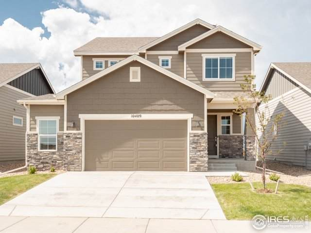 10409 W 12th St, Greeley, CO 80634 (#918798) :: James Crocker Team