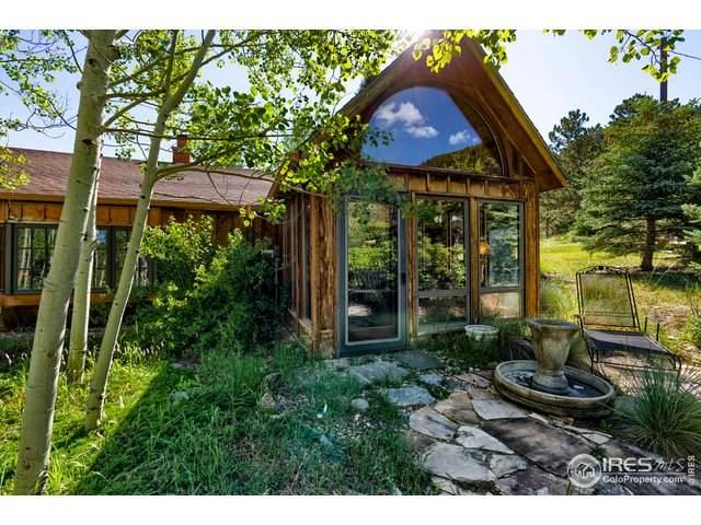504 Rustic Rd, Bellvue, CO 80512 (MLS #918803) :: 8z Real Estate