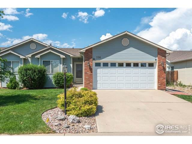 106 Morgan Dr, Loveland, CO 80537 (MLS #918833) :: 8z Real Estate