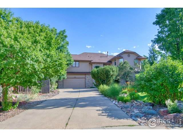 5695 Cascade Pl, Boulder, CO 80303 (MLS #918865) :: RE/MAX Alliance