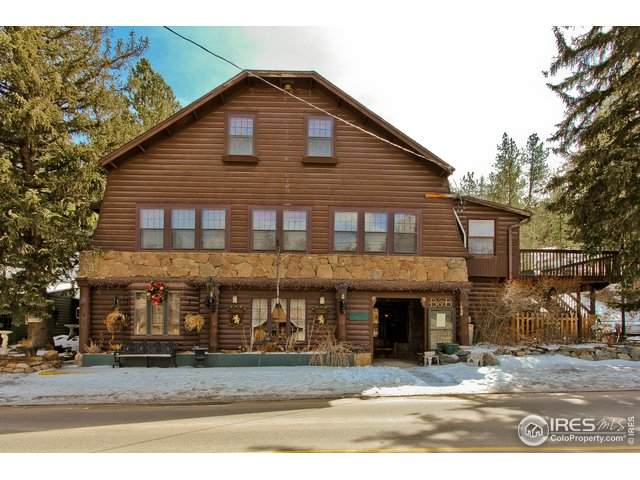 7468 County Road 43, Glen Haven, CO 80532 (#918869) :: The Margolis Team