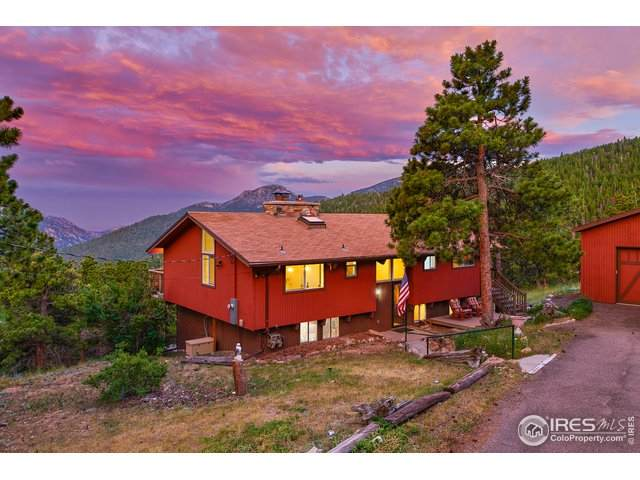 11440 Inspiration Rd, Golden, CO 80403 (MLS #918901) :: 8z Real Estate