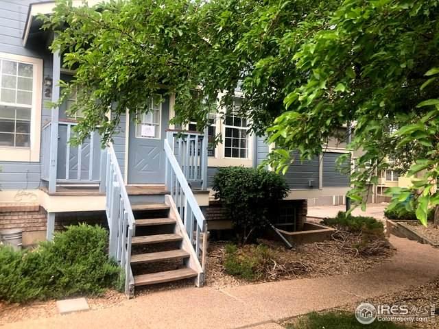 3200 Azalea Dr #1, Fort Collins, CO 80526 (MLS #918902) :: 8z Real Estate