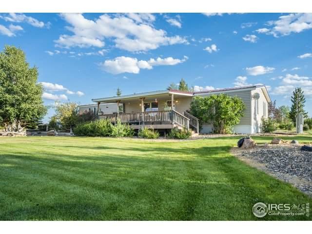 1626 3rd St, Walden, CO 80480 (MLS #918918) :: 8z Real Estate
