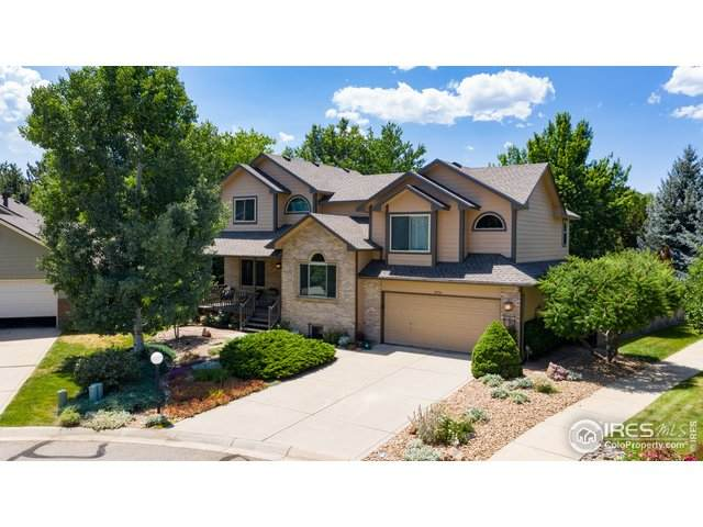 7970 James Ct, Niwot, CO 80503 (MLS #918919) :: Hub Real Estate