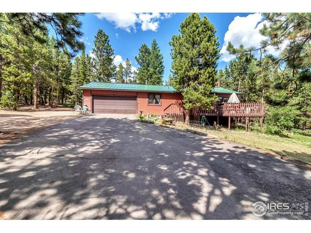 1903 Ridge Rd, Nederland, CO 80466 (MLS #918960) :: Jenn Porter Group