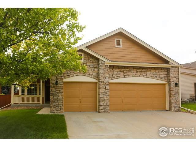 605 Saint Andrews Dr, Longmont, CO 80504 (MLS #918977) :: 8z Real Estate
