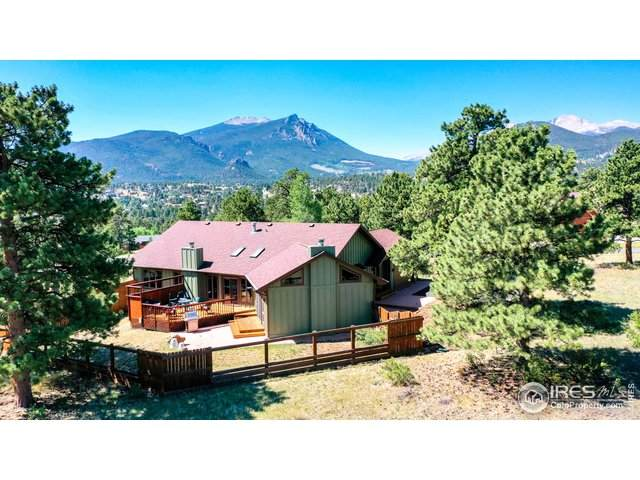 1860 Twin Dr, Estes Park, CO 80517 (MLS #919013) :: Jenn Porter Group