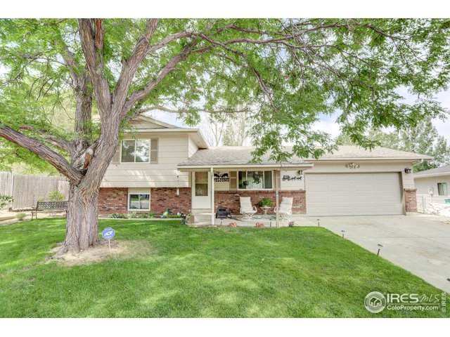 4519 W 6th St, Greeley, CO 80634 (MLS #919023) :: 8z Real Estate