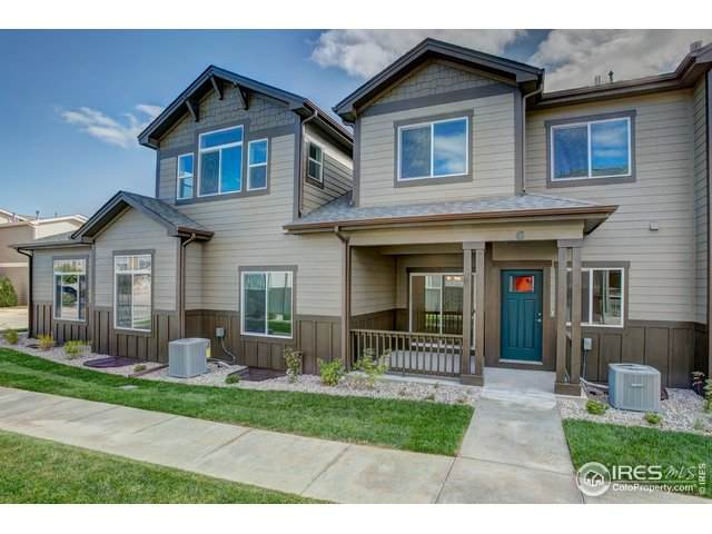 4165 Crittenton Ln #6, Wellington, CO 80549 (MLS #919037) :: Hub Real Estate