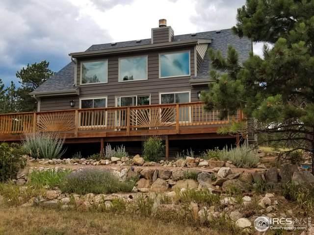 130 Humboldt Dr, Livermore, CO 80536 (MLS #919107) :: Kittle Real Estate