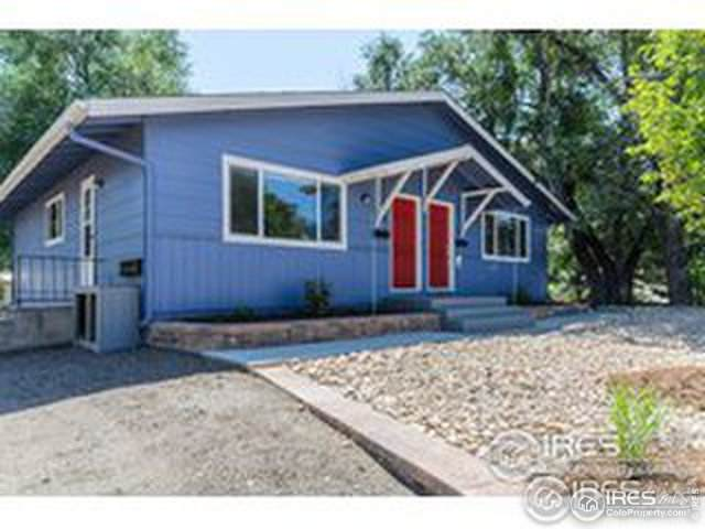700 30th St, Boulder, CO 80303 (MLS #919138) :: Downtown Real Estate Partners