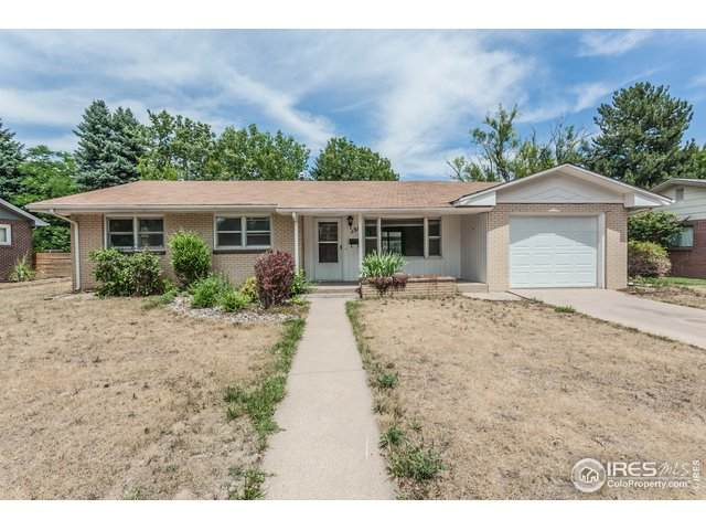 1316 E Pitkin St, Fort Collins, CO 80524 (MLS #919166) :: RE/MAX Alliance
