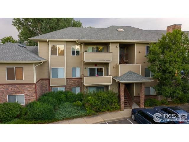 4545 Wheaton Dr D240, Fort Collins, CO 80525 (#919168) :: My Home Team
