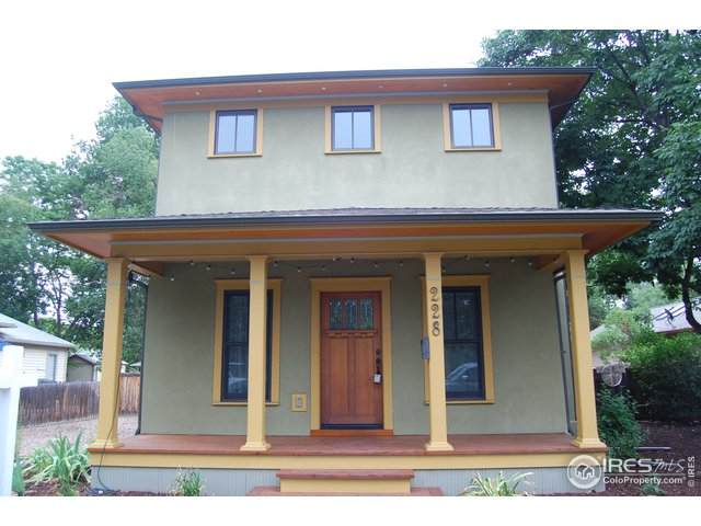 228 Wood St, Fort Collins, CO 80521 (MLS #919175) :: Wheelhouse Realty