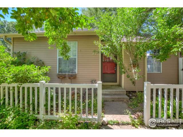 2060 Stoney Hill Ct #81, Fort Collins, CO 80525 (MLS #919210) :: RE/MAX Alliance