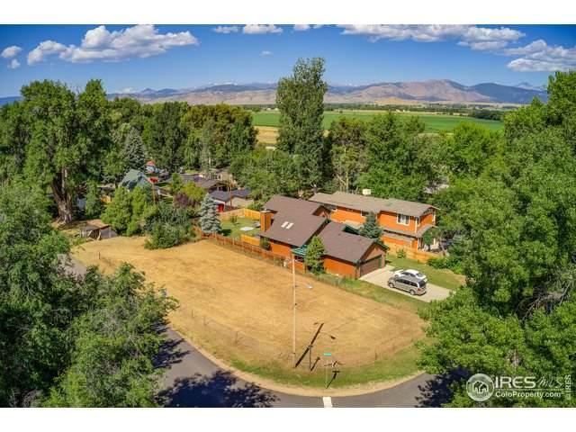 475 Franklin St, Niwot, CO 80544 (MLS #919213) :: Kittle Real Estate
