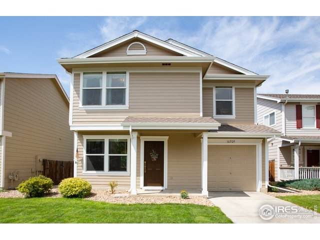 10709 Butte Dr, Longmont, CO 80504 (MLS #919225) :: 8z Real Estate