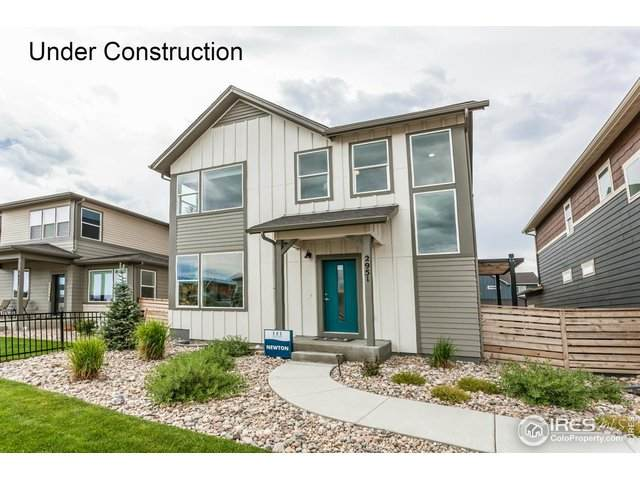 2733 Conquest St, Fort Collins, CO 80524 (MLS #919227) :: Kittle Real Estate