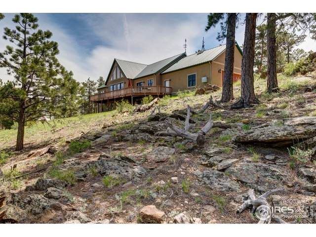 850 Lone Wolf Rd, Loveland, CO 80537 (#919252) :: Re/Max Structure