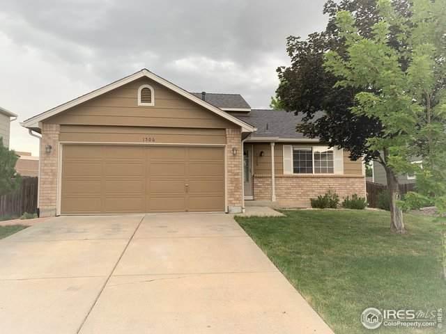 1506 Cedarwood Dr, Longmont, CO 80504 (MLS #919291) :: 8z Real Estate