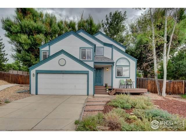 931 Eldorado Ln, Louisville, CO 80027 (#919295) :: Compass Colorado Realty