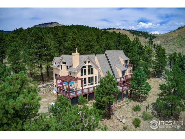 382 Whispering Pines Rd, Boulder, CO 80302 (MLS #919296) :: 8z Real Estate
