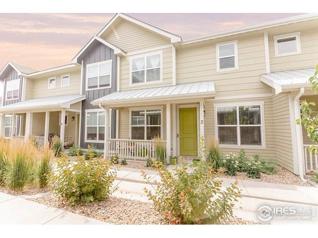 3335 Apple Blossom Ln #3, Evans, CO 80634 (#919299) :: My Home Team