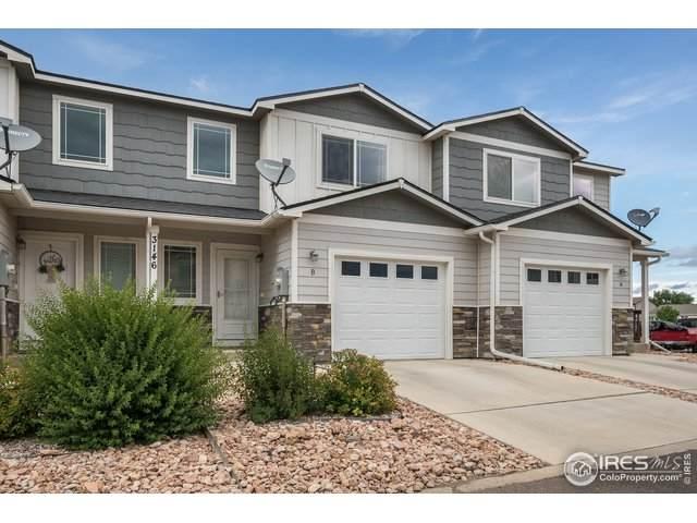 3146 Alybar Dr 1B, Wellington, CO 80549 (MLS #919302) :: Hub Real Estate